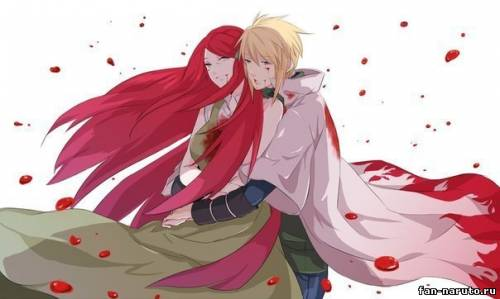 Love Forever: Minato and Kushina