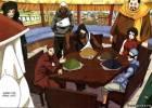 Цветная манга глава 700 - Собрание Каге