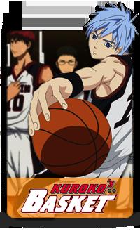 Баскетбол Куроко 2 сезон смотреть