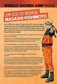 Интервью с Масаши Кишимото 2017