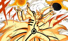 Новая боевая форма Наруто