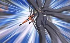 Наруто сражает Какузу