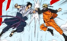 Последняя битва Наруто и Саске