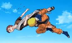 Наруто побеждает Гаару