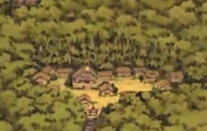 Деревня скрытая в звезде