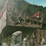 Разрушенный мост