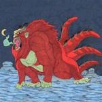 Демон-обезьян